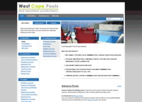 Westcapepools.co.za thumbnail