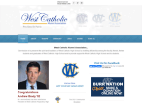 Westcatholicalumni.org thumbnail