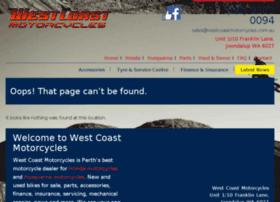 Westcoasthonda.com.au thumbnail