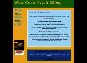 Westcoastpsychbilling.com thumbnail