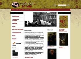 Westendatwar.org.uk thumbnail