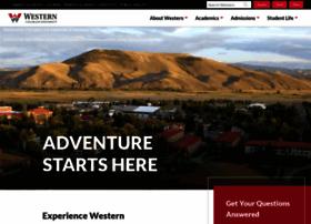 Western.edu thumbnail