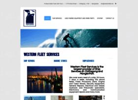 Westernfleet.net thumbnail