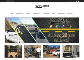 Westest.net thumbnail