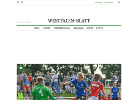 Westfalen-blatt.de thumbnail