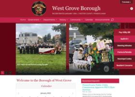 Westgroveborough.org thumbnail