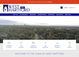 Westhartford.org thumbnail