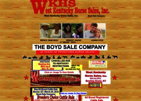 Westkentuckyhorsesales.com thumbnail