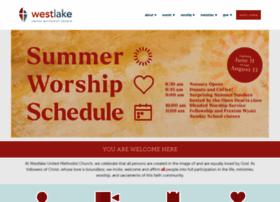 Westlake-umc.org thumbnail