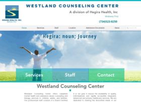 Westlandcounselingcenter.net thumbnail