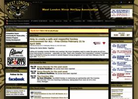 Westlondonhockey.ca thumbnail