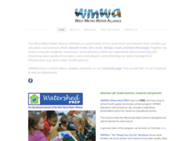 Westmetrowateralliance.org thumbnail