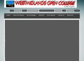 Westmidlandsopencollege.co.uk thumbnail