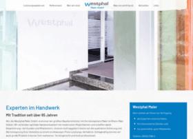 Westphal-maler.de thumbnail
