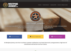 Westpine.co.nz thumbnail