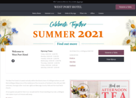 Westporthotel.co.uk thumbnail