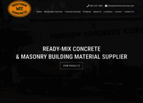 Westviewconcrete.com thumbnail