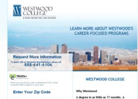 Westwoodcollege.net thumbnail