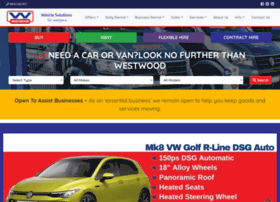 Westwoodmotorgroup.co.uk thumbnail