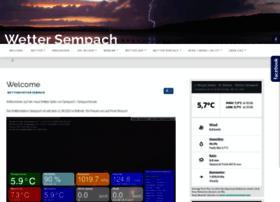 Wetter-sempach.ch thumbnail