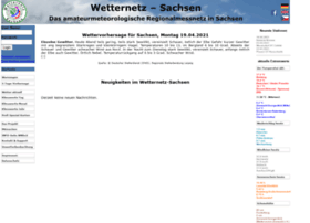 Wetternetz-sachsen.de thumbnail