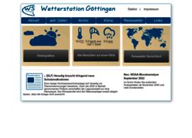 Wetterstation-goettingen.de thumbnail