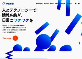 Wevnal.co.jp thumbnail