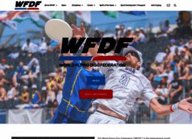 Wfdf.org thumbnail