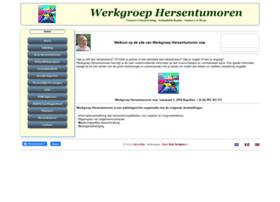 Wg-hersentumoren.be thumbnail