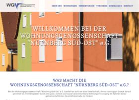 Wg-nbg-sued-ost.de thumbnail