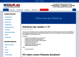 Wgsoft.de thumbnail