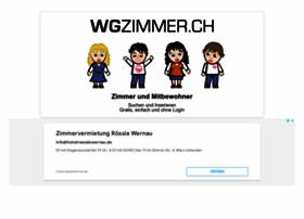 Wgzimmer.ch thumbnail