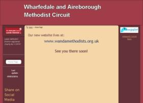Wharfedaleandaireboroughmethodists.org.uk thumbnail