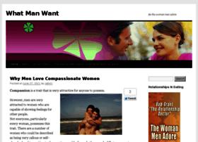 Whatmanwant.org thumbnail