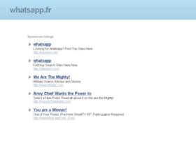 Whatsapp.fr thumbnail