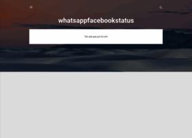 Whatsappfacebookstatus.blogspot.in thumbnail