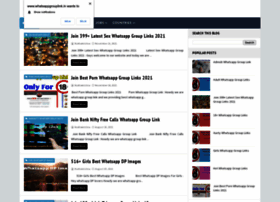 Whatsappgrouplink.in thumbnail