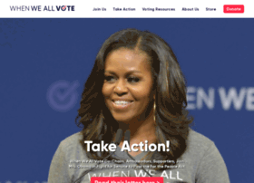 Whenweallvote.org thumbnail