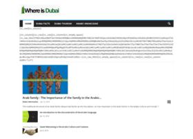 Where-is-dubai.com thumbnail