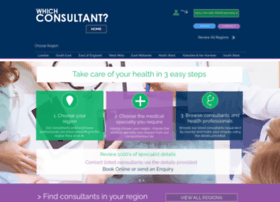 Whichconsultant.co.uk thumbnail