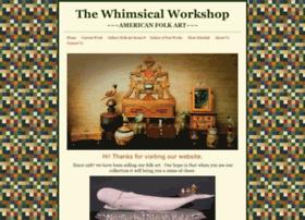 Whimsicalworkshop.net thumbnail