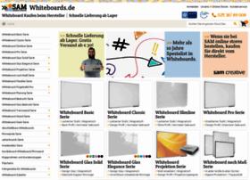 Whiteboards.de thumbnail