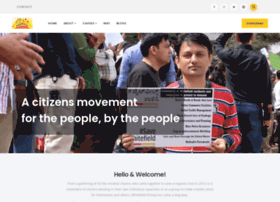 Whitefieldrising.org thumbnail