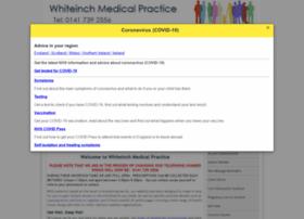 Whiteinchmedicalpractice.co.uk thumbnail