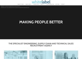 Whitelabelrecruitment.co.uk thumbnail