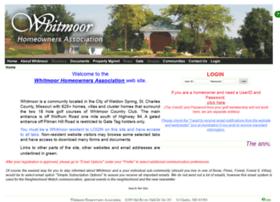 Whitmoorhoa.org thumbnail