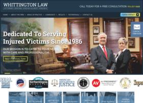 Whittingtonlaw.net thumbnail