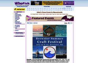 Whofish.org thumbnail