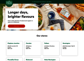 Wholefoodsmarket.co.uk thumbnail