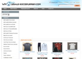 Wholesale-soccerjersey.co thumbnail